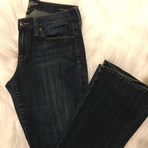 Lucky Brand Sofia Boot Medium Wash 6/28